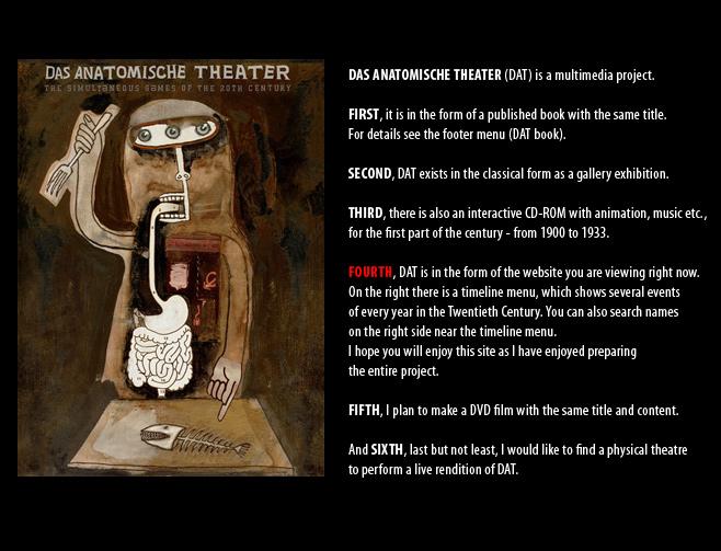 das anatomische theater